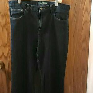 Ralph Lauren LRL Classic Boot cut Jeans